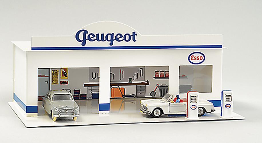 Garage peugeot for Garage peugeot 44